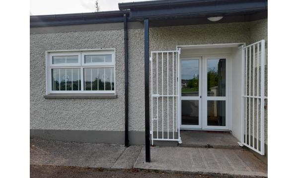 Upgrading of Clubhouse Frontdoor