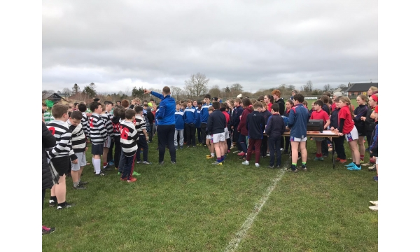 Primary Schools Tag Rugby Blitz