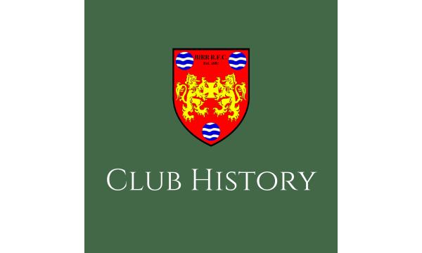 Birr RFC History - Club older then originally thought