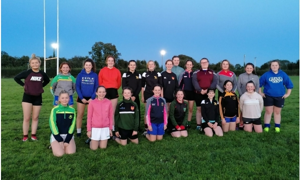 Birr RFC and Roscrea RFC join for positive initiative!