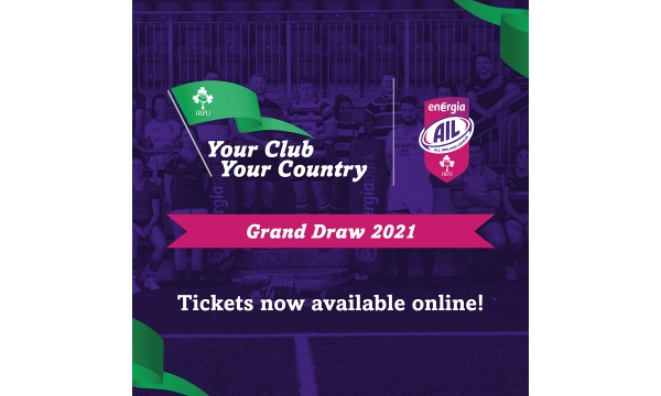 Your Club Your Country - Grand Draw 2021