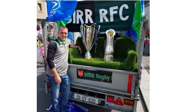 Birr RFC Appoint Cahal Rock as the new Senior Team Head Coach