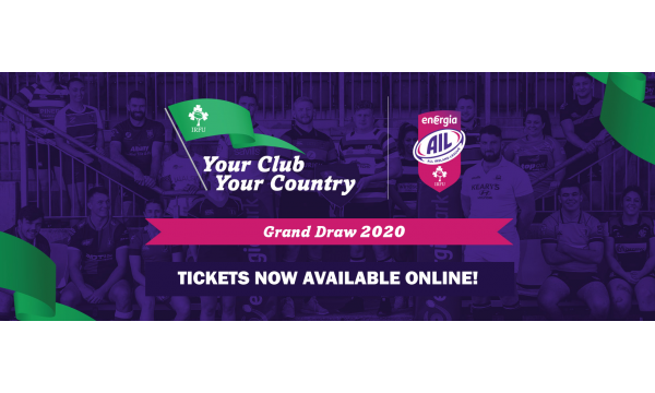 Your Club Your Country - Grand Draw 2020